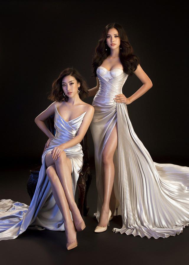 Hoa hậu Mỹ Linh, Tiểu Vy đọ dáng khoe vẻ đẹp một 9 một 10 - Ảnh 6.