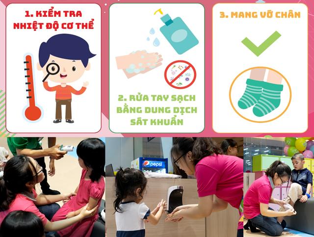 Cơn sốt khu chơi đa tầng liên hoàn dành cho bé yêu tại Việt Nam - Ảnh 2.