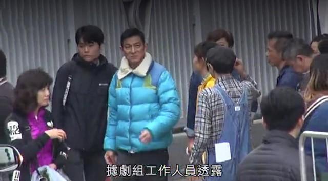 Lưu Đức Hoa trở lại với phim trường - Ảnh 3.