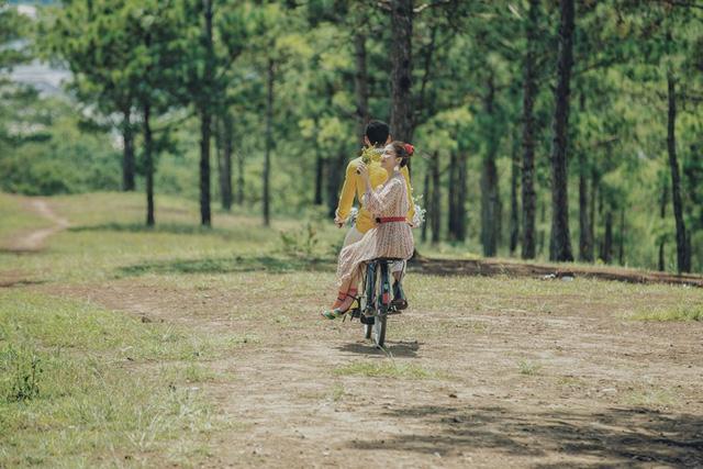 Văn Mai Hương hóa cô dâu đau khổ trong MV mới - ảnh 5