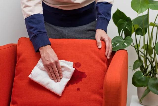 Các cách làm sạch ghế sofa chuẩn bị đón Tết - Ảnh 4.