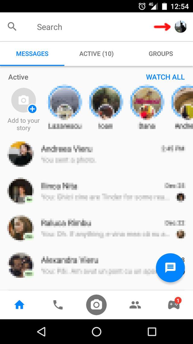 Mẹo tắt âm thông báo của Facebook Messenger trên iOS và Android - Ảnh 1.