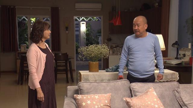 Mẹ ơi, Bố đâu rồi? - Tập 35: Ông Mạnh (NS Hoàng Sơn) giận dữ khi cháu ngoại mang họ bố - Ảnh 7.
