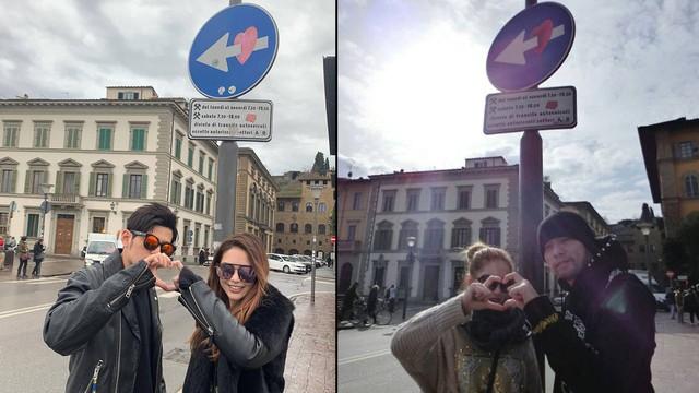 Châu Kiệt Luân và vợ sang Italy kỷ niệm ngày cưới - Ảnh 8.