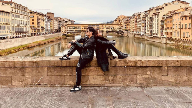 Châu Kiệt Luân và vợ sang Italy kỷ niệm ngày cưới - Ảnh 3.