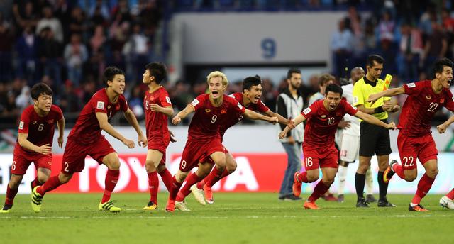 ẢNH: Những khoảnh khắc không quên của ĐT Việt Nam vượt qua ĐT Jordan ở vòng 1/8 Asian Cup 2019 - Ảnh 17.