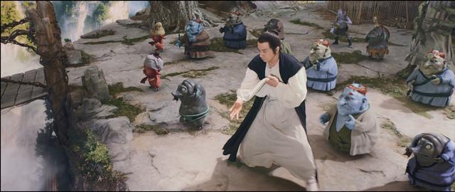 Cuộc chiến diệt trừ yêu quái gây cấn và hài hước của Thành Long trong trailer mới - Ảnh 1.