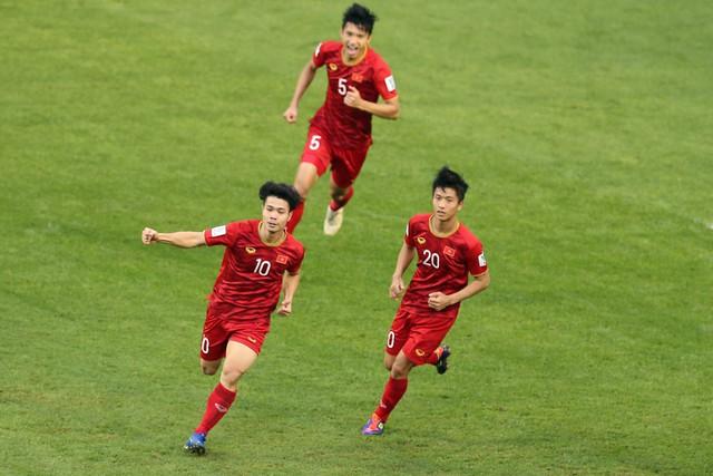 ẢNH: Những khoảnh khắc không quên của ĐT Việt Nam vượt qua ĐT Jordan ở vòng 1/8 Asian Cup 2019 - Ảnh 12.