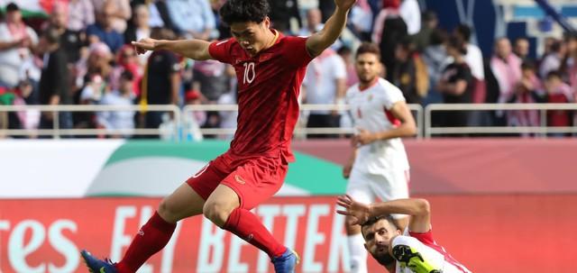 ẢNH: Những khoảnh khắc không quên của ĐT Việt Nam vượt qua ĐT Jordan ở vòng 1/8 Asian Cup 2019 - Ảnh 8.