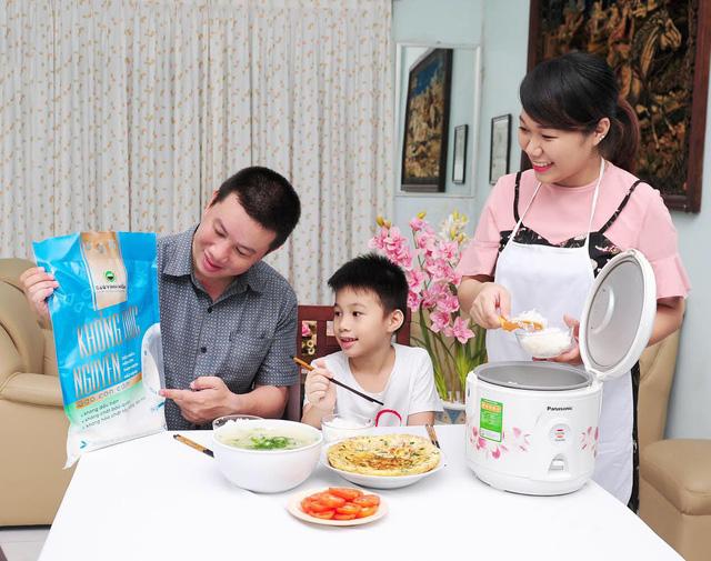 Mẹo chọn gạo ngon cho bữa cơm ngày Tết của các bà nội trợ - Ảnh 2.