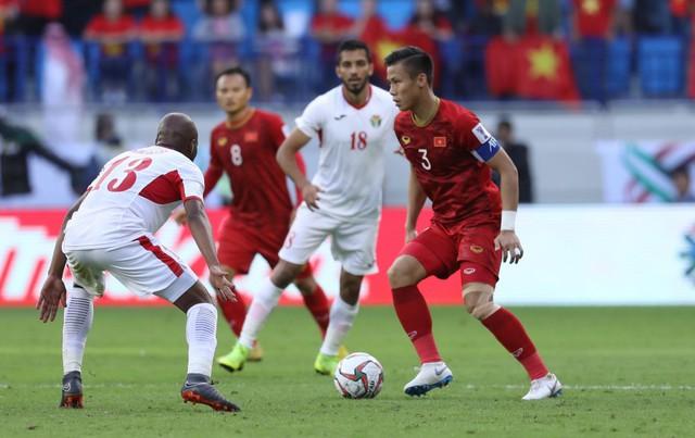 ẢNH: Những khoảnh khắc không quên của ĐT Việt Nam vượt qua ĐT Jordan ở vòng 1/8 Asian Cup 2019 - Ảnh 9.