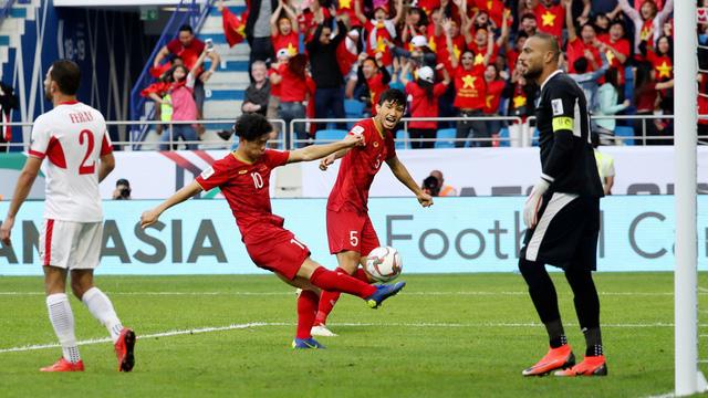 ẢNH: Những khoảnh khắc không quên của ĐT Việt Nam vượt qua ĐT Jordan ở vòng 1/8 Asian Cup 2019 - Ảnh 11.