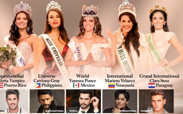 H'Hen Niê lọt top 20 các Hoa hậu đẹp nhất thế giới - Ảnh 1.