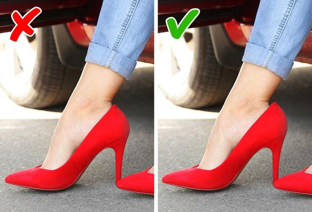 Những nguyên tắc đơn giản giúp đánh bay cơn đau chân bởi giày cao gót - Ảnh 3.