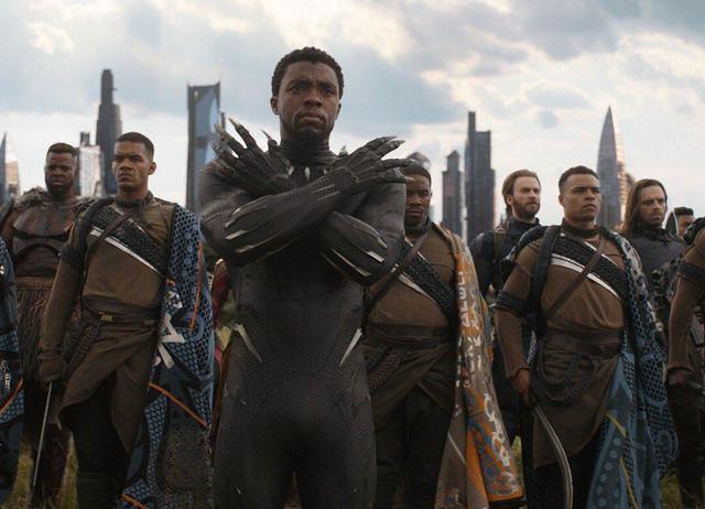 """Đây là cách Marvel đáp trả khi """"Black Panther"""" bị chỉ trích vì nhận đề cử Oscar - Ảnh 1."""