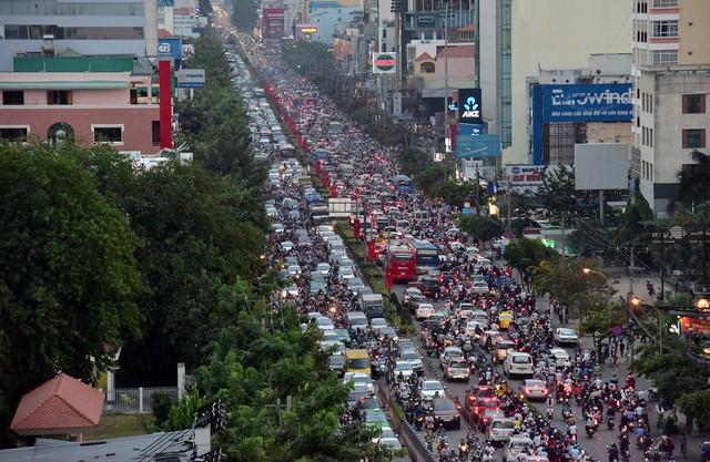 Người dân có thể phản ánh tình hình giao thông dịp Tết qua ứng dụng Zalo - ảnh 1