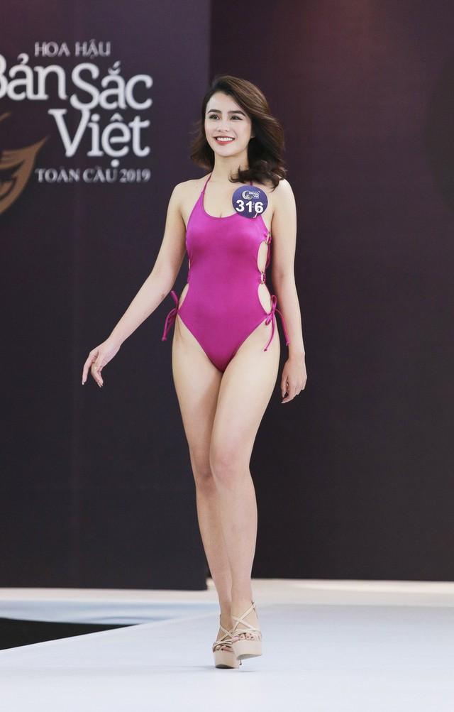 Ngắm vẻ đẹp gợi cảm của các thí sinh dự Sơ khảo miền Bắc Hoa hậu Bản sắc Việt toàn cầu 2019 - Ảnh 2.