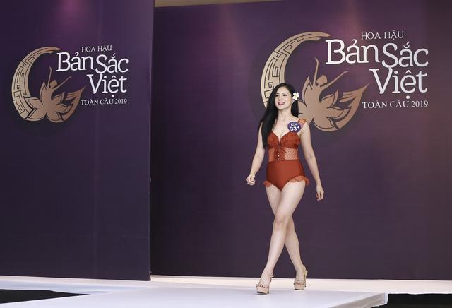 Ngắm vẻ đẹp gợi cảm của các thí sinh dự Sơ khảo miền Bắc Hoa hậu Bản sắc Việt toàn cầu 2019 - Ảnh 5.