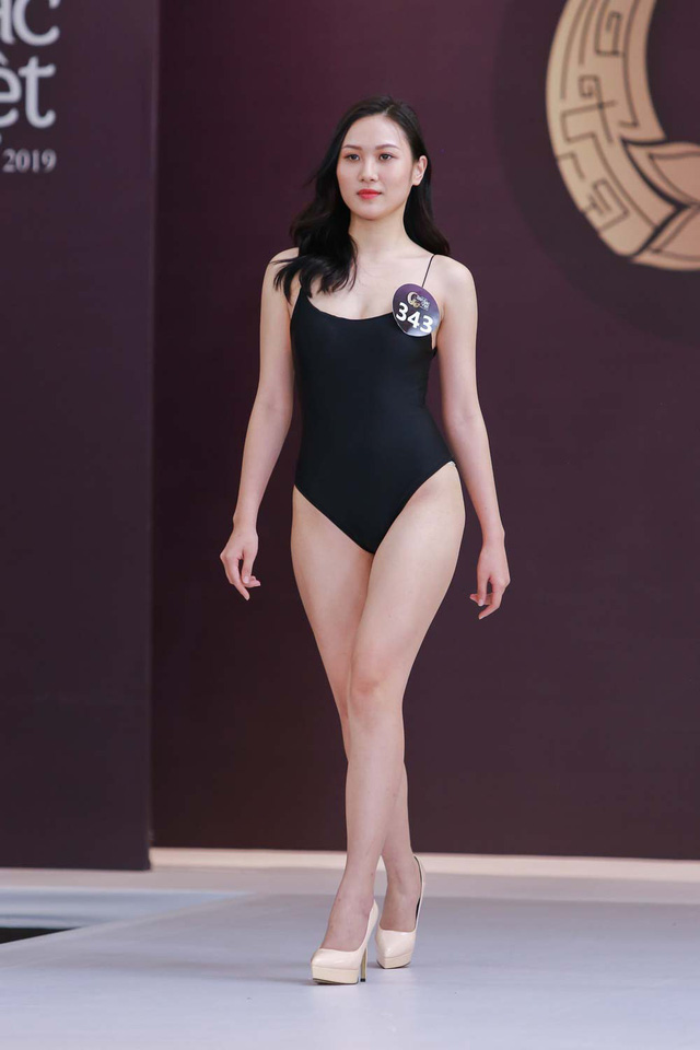 Ngắm vẻ đẹp gợi cảm của các thí sinh dự Sơ khảo miền Bắc Hoa hậu Bản sắc Việt toàn cầu 2019 - Ảnh 10.