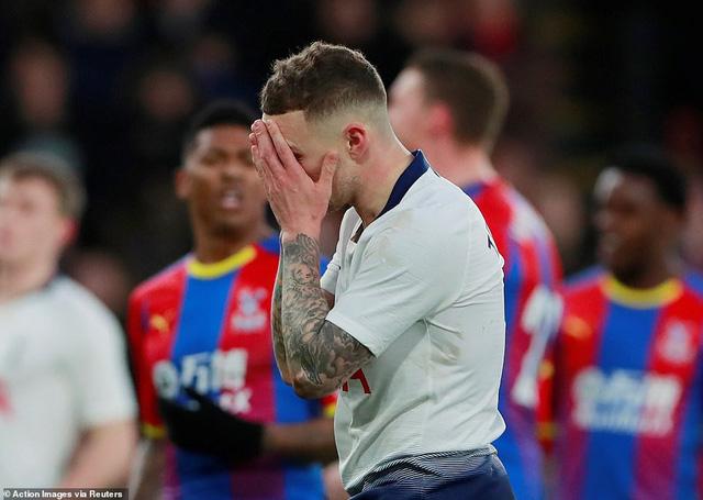 Vòng 4 FA Cup: Không có Son Heung-min, Tottenham bị loại bởi Crystal Palace - Ảnh 2.