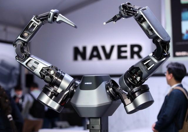 LG Electronics và Naver hợp tác phát triển công nghệ robot - Ảnh 1.