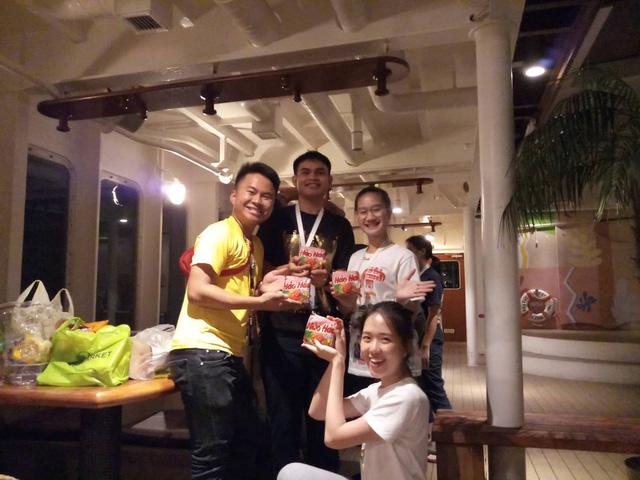 Đoàn SSEAYP Việt Nam 2018 quảng bá ẩm thực quê nhà đến bạn bè quốc tế - Ảnh 1.