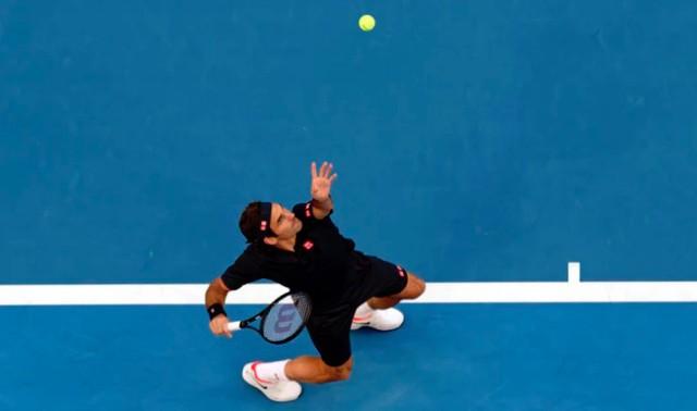 Hopman Cup: Federer cùng ĐT Thuỵ Sĩ giành quyền vào chung kết - Ảnh 1.