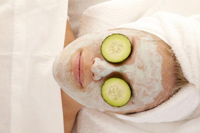 Bổ sung collagen cho da bằng mặt nạ tại nhà - Ảnh 1.