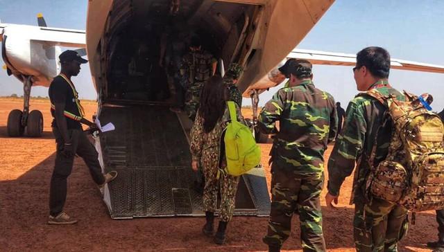 TẾT NGHĨA LÀ HY VỌNG - Đón Tết từ bệnh viện dã chiến Nam Sudan - Ảnh 4.