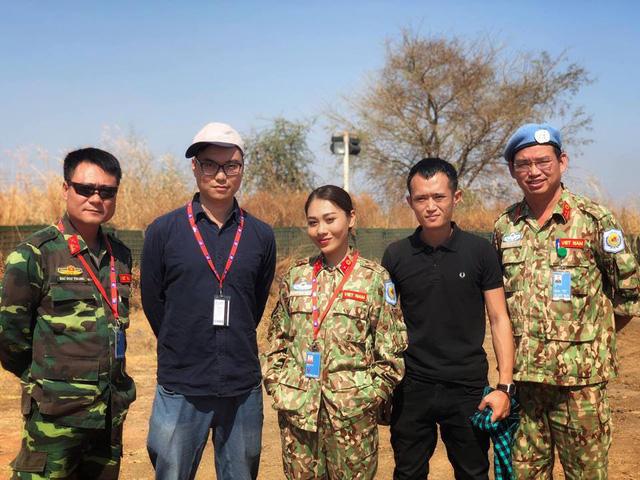 TẾT NGHĨA LÀ HY VỌNG - Đón Tết từ bệnh viện dã chiến Nam Sudan - Ảnh 12.