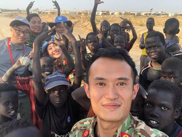 TẾT NGHĨA LÀ HY VỌNG - Đón Tết từ bệnh viện dã chiến Nam Sudan - Ảnh 7.