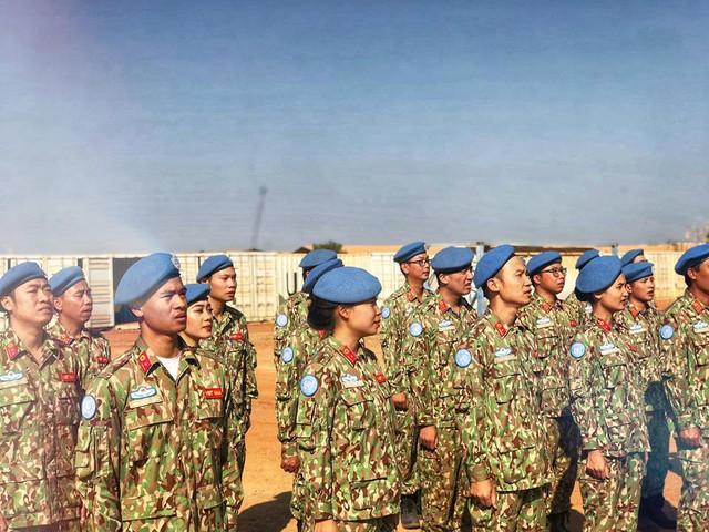 TẾT NGHĨA LÀ HY VỌNG - Đón Tết từ bệnh viện dã chiến Nam Sudan - Ảnh 6.