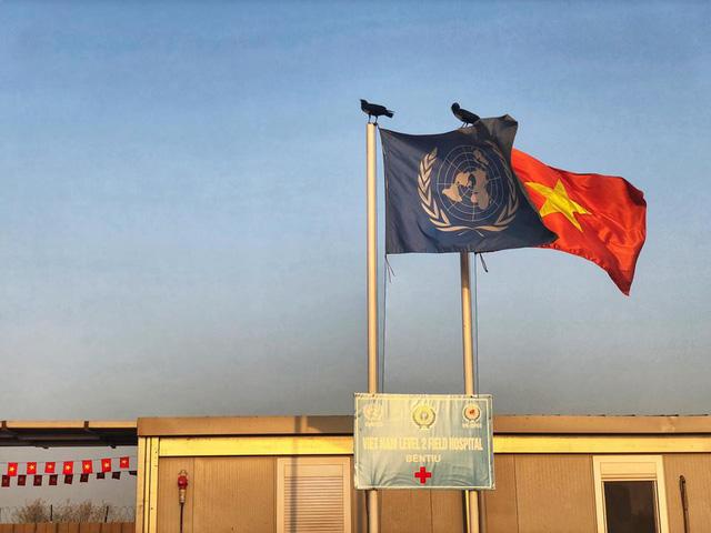 TẾT NGHĨA LÀ HY VỌNG - Đón Tết từ bệnh viện dã chiến Nam Sudan - Ảnh 1.