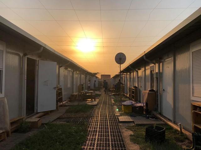 TẾT NGHĨA LÀ HY VỌNG - Đón Tết từ bệnh viện dã chiến Nam Sudan - Ảnh 3.