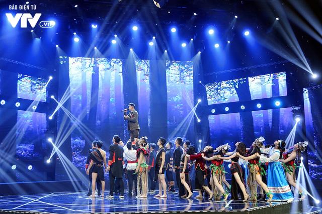 Đón Tết cùng VTV: Trọng Hiếu tham gia cùng hàng trăm vũ công và giọng ca nhí - Ảnh 6.