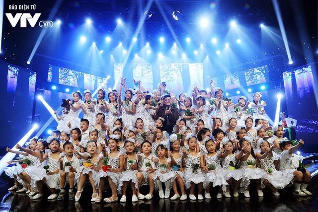 Đón Tết cùng VTV: Trọng Hiếu tham gia cùng hàng trăm vũ công và giọng ca nhí - Ảnh 1.