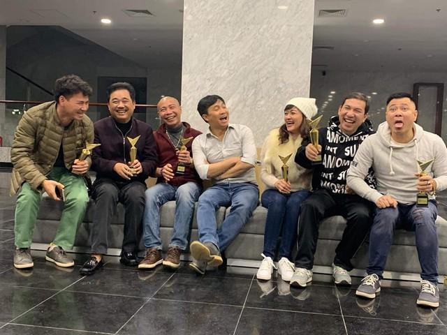 Táo quân 2019: Nam Tào Xuân Bắc trải lòng trong buổi tập đầu tiên - Ảnh 1.