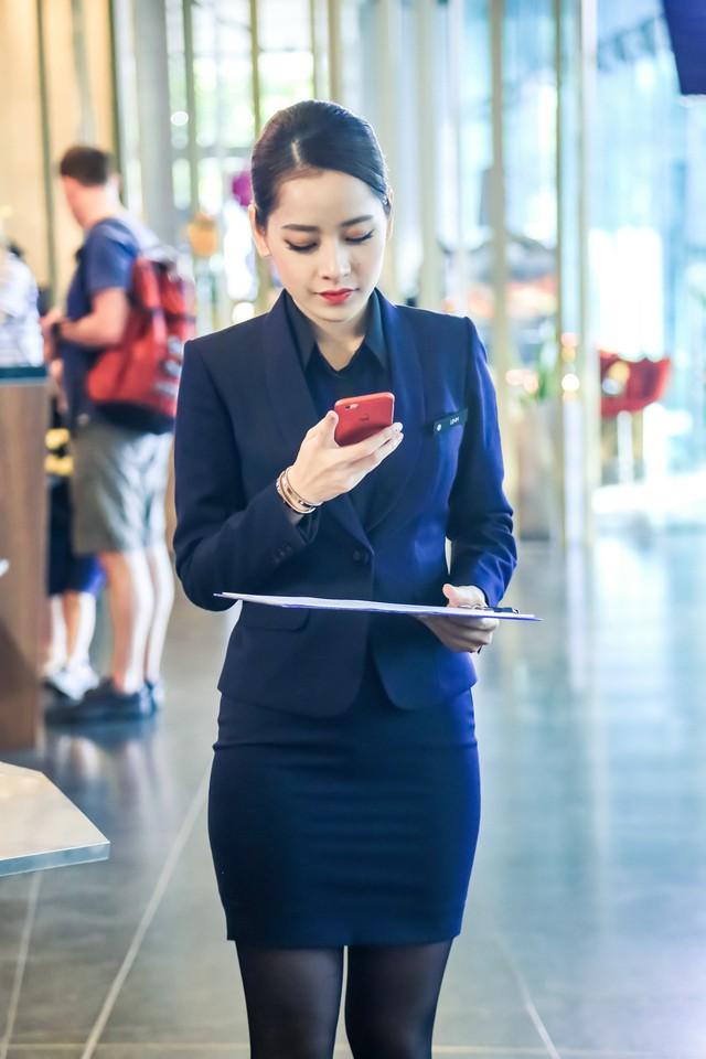 Chi Pu - Ninh Dương Lan Ngọc gọi nhau là vợ - chồng trong phim mới - Ảnh 5.