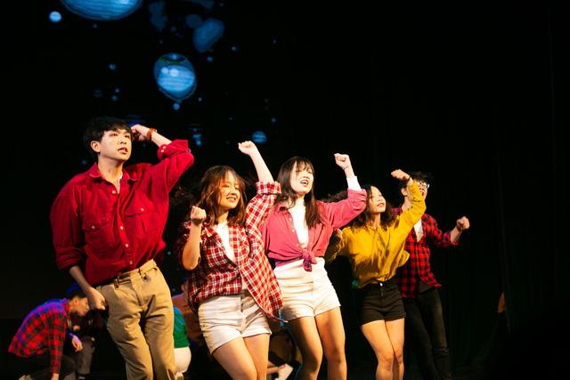 Starry Night - Đêm hội bùng nổ cảm xúc của sinh viên Hà Thành - Ảnh 1.
