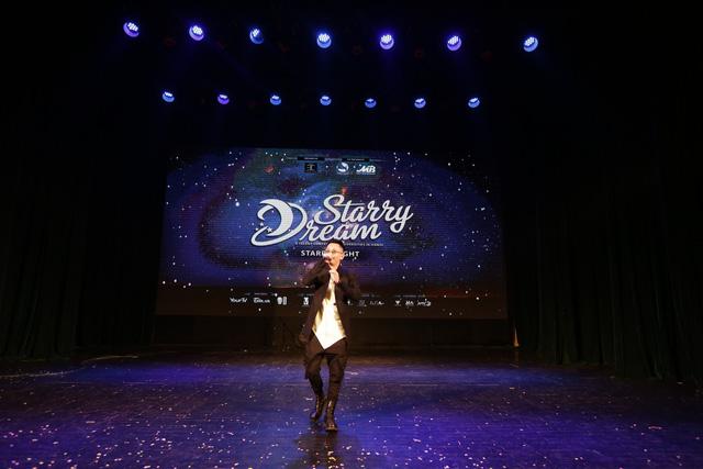 Starry Night - Đêm hội bùng nổ cảm xúc của sinh viên Hà Thành - Ảnh 9.
