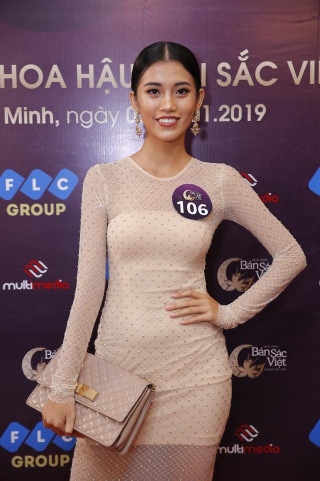 Sôi động vòng Sơ khảo Hoa hậu Bản sắc Việt toàn cầu 2019 khu vực phía Nam - Ảnh 10.