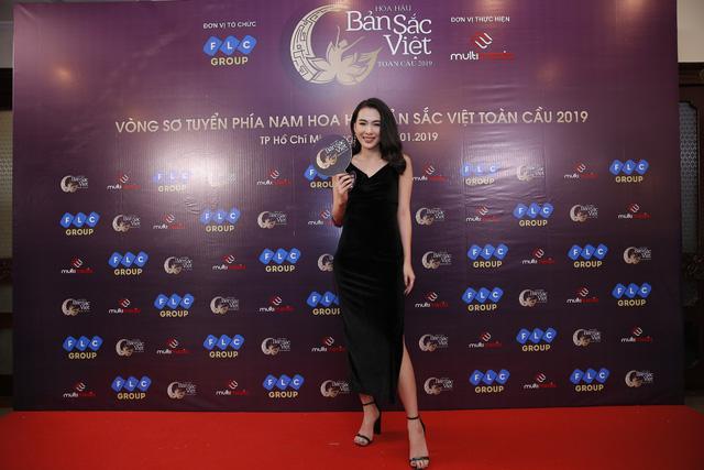 Sôi động vòng Sơ khảo Hoa hậu Bản sắc Việt toàn cầu 2019 khu vực phía Nam - Ảnh 9.