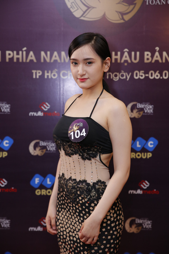 Sôi động vòng Sơ khảo Hoa hậu Bản sắc Việt toàn cầu 2019 khu vực phía Nam - Ảnh 8.