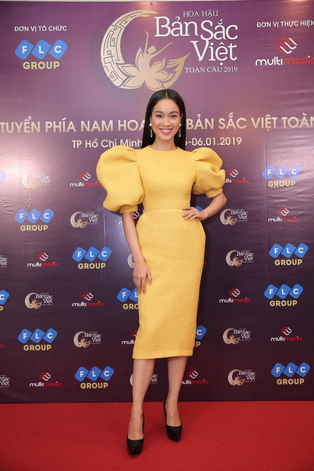 Sôi động vòng Sơ khảo Hoa hậu Bản sắc Việt toàn cầu 2019 khu vực phía Nam - Ảnh 5.