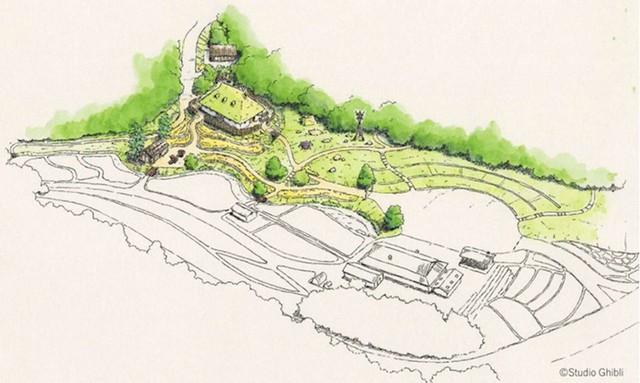 Sẽ có công viên giải trí về hãng phim huyền thoại Totoro - Ảnh 3.