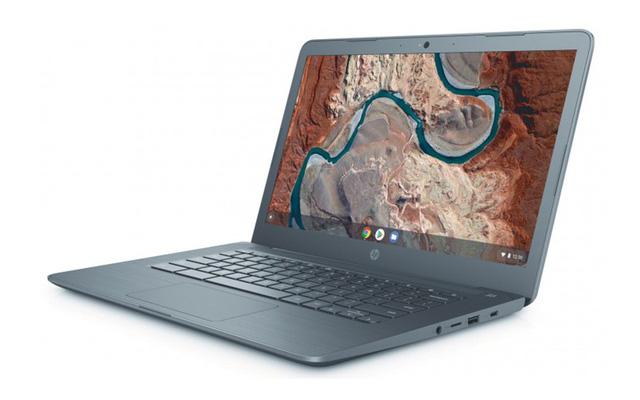 HP ra mắt laptop Chromebook đầu tiên sử dụng chip AMD - Ảnh 1.