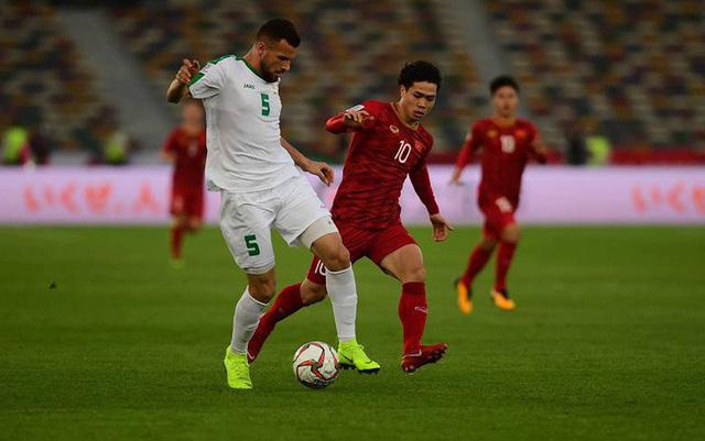 Asian Cup 2019: Công Phượng được bầu chọn xuất sắc nhất lượt trận thứ 4 - Ảnh 1.