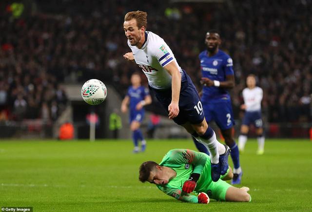 Cúp Liên đoàn Anh: Tottenham thắng Chelsea nhờ công nghệ VAR - Ảnh 1.