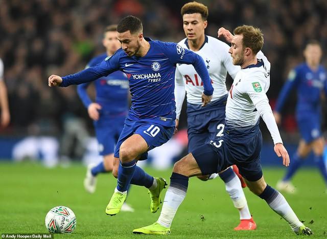 Cúp Liên đoàn Anh: Tottenham thắng Chelsea nhờ công nghệ VAR - Ảnh 3.