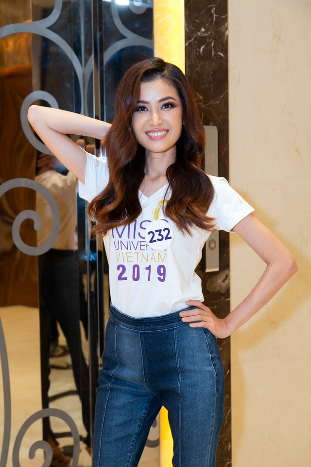 Hot girl đóng mòng biển Về nhà đi con lọt Top 60 Hoa hậu Hoàn vũ Việt Nam 2019 - Ảnh 7.
